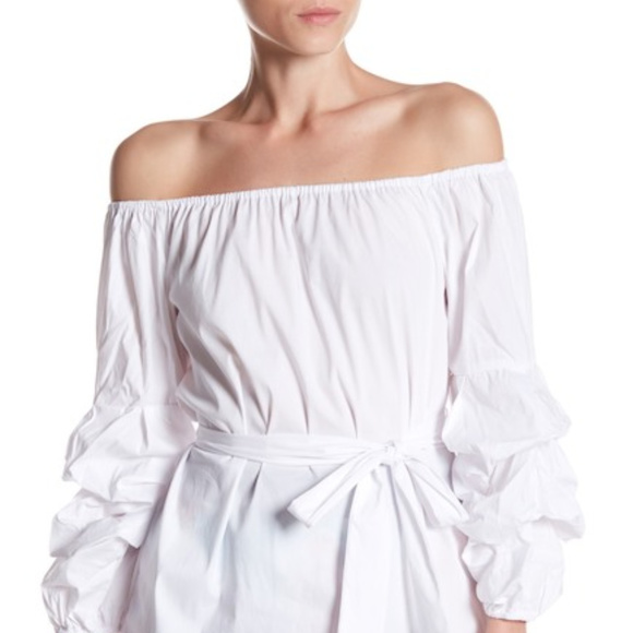 ECI Tops - Final $ Eci Women's Off The Shoulder Blouse